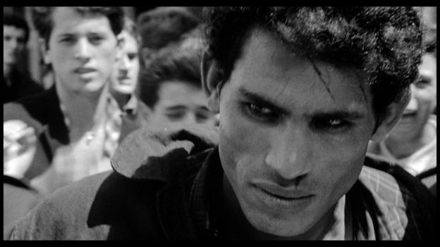 Image from the film Battle Of Algiers
